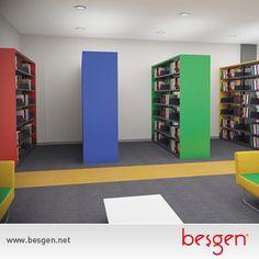 Çağdaş kütüphane konseptini destekleyen ürünlerimiz ile bilgi merkezlerine de çözümler sunuyor ve uyguluyoruz.