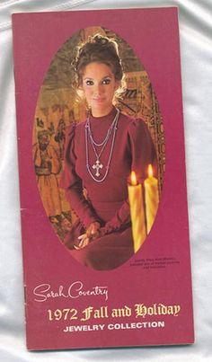 Sarah coventry pdf catalog vintage 1970s catalog for Vintage sarah coventry jewelry catalog