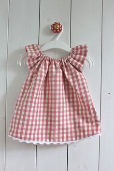 Cute Baby Dresses, Kids Outfits Girls, Toddler Girl Outfits, Toddler Girl Dresses, Little Girl Dresses, Girls Dresses, Frocks For Babies, Baby Girl Frocks, Baby Frocks Designs