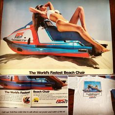 Finally got the poster and tee in this ad 25 years later Vincent Piazza, Jet Ski Kawasaki, Getting Wet, Water Crafts, Vintage Ads, Racing, Boat, Badass, Instagram Posts