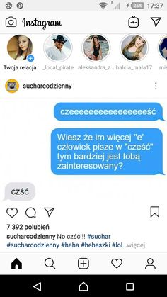 Funny Sms, Funny Text Messages, Wtf Funny, Funny Texts, Text Memes, Dankest Memes, Jokes, Polish Memes, Avatar
