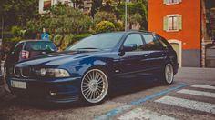 BMW 5 series Touring Alpina B10 3.3T