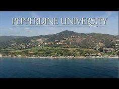 Aerial Tour of Pepperdine University and Malibu