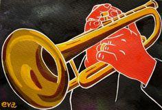 Mano trompeta