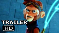 SPARK   Official Trailer (2017) Blockbuster Animation Family Movie HD