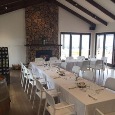 Dora armchair at Sir Paz Winery and Cellar Door– Wandin East | Concept Collections