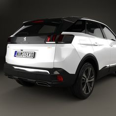 Buy Peugeot 3008 GT Line 2016 by on The model was created on real car base. 3008 Gt, Peugeot 3008, Custom Cars, Toyota, Automobile, Arrow, Fancy Cars, Motorbikes, Pickup Trucks