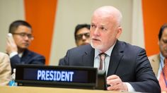 General Assembly President Outlines Strategy For Stepped-Up Implementation Of UN 2030 Agenda