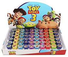 Disney Pixars Toy Story 3 Random Colors Stamp Set 3 Stamps Chosen at Random * Learn more by visiting the image link-affiliate link. Nerf Accessories, Baby Doll Accessories, Princess Birthday Party Decorations, Toy Model Cars, Best Kids Watches, Kids Gift Baskets, Ballerina Tutu, Toy Story 3, Maria Jose