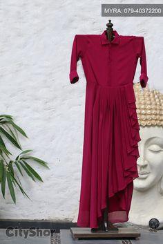 #MYRA - your complete fashion guide.. #Fashion #Clothing #IndoWestern #Kurtas #CropTops #Caps #Gowns #BridalLehengas #BridalWear #Casuals #CityshorAhmedabad