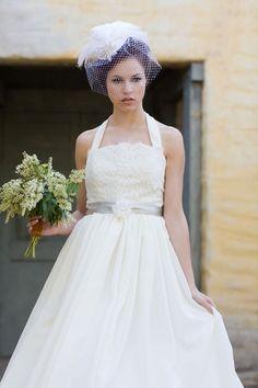 Weddings Ivory Birdcage Veil Bridal Hat Feather Fascinator   Etsy Bridal Hat, Bridal Headpieces, Star Wedding, Crystal Wedding, Custom Dresses, Wedding Hair Accessories, Fascinator, One Shoulder Wedding Dress, Flower Girl Dresses