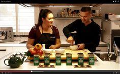 Cocinar con #té estas Navidades. Visita nuestro recetario online www.teashop.eu