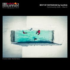 © Lorenz Holder / Red Bull Illume March Images, Red Bull, Community, Movie Posters, Instagram, Art, Art Background, Film Poster, Kunst