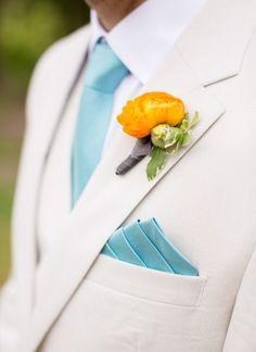 teal + orange | Alice Keeney #wedding