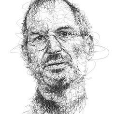 Kendine Has Tarzıyla Ünlülerin Portrelerini Çizen Sanatçı: Vince Low Sanatlı Bi Blog 16