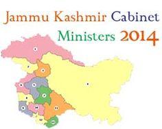 Jammu & Kashmir Council of Ministers, Jammu & Kashmir Cabinet Minister 2014, 2015, 2016, 2017, 2018, 2019 J & K Cabinet Minister Portfolio List, Who is who Jammu & Kashmir government, J&K cabinet Ministers, Portfolio of Jammu Kashmir 2014