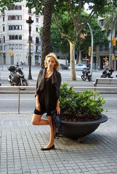 Vestido/Dress: Topshop  Chaqueta/Jacket: Topshop  Bolso/Bag: Zara  Flats/Shoes: Primark