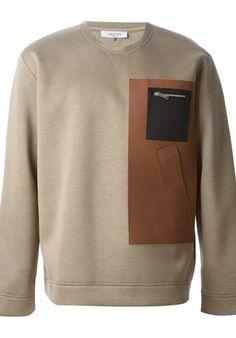 VALENTINO 'Rockstud' patchwork sweatshirt #alducadaosta #newarrivals #spring #summer #men #fashion #style #accessories #apparel #valentino