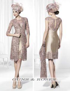 Knee Length Mother Of The Bride Dresses - Ocodea.com