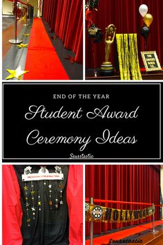 Are you looking for some fresh ideas for the end of the year? Check out this amazing End of the Year Awards Ceremony!