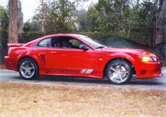 2002 FORD SALEEN MUSTANG COUPE- Barrett-Jackson Auction Company - World's Greatest Collector Car Auctions
