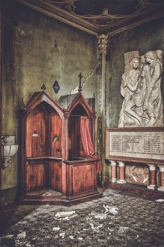 """confessional box"" by Thomas Windisch on 500px"