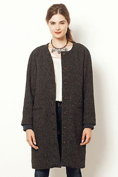Selected Femme Valtina Coat #anthropologie