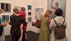 Affordable Art Fair, Opening Night, Contemporary