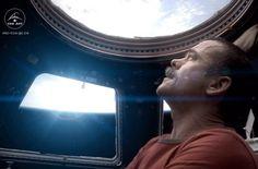 Commander Chris Hadfield; Space Oddity