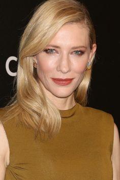 Cate Blanchett Blonde Medium Cut and style for summer 2016 Mid Length Hair, Shoulder Length Hair, Medium Cut, Lob Hairstyle, Maisie Williams, Cate Blanchett, Summer Hairstyles, Cut And Style, Bellisima