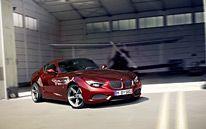 2012 BMW Zagato Coupe Concept