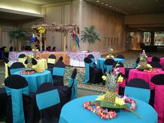 Table Decor. O'Brien Productions 770-422-7200