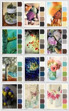 """Addicted2decorating: Sherwin Williams' Chip It! Tool-Sherwin Williams Free, Online """"Chip It"""" Tool: Create your own custom color combination from any photograph or painting and then get Sherwin Williams paint chip numbers to match."""