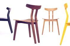 spline chair de Dare Studio | Gastronomía / Hostelería | Multiuso: sillas
