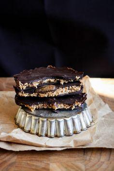 Chocolate Coconut Almond Butter Cups (Oh, Baby)   This Rawsome Vegan Life   #raw #vegan #dessert #recipe