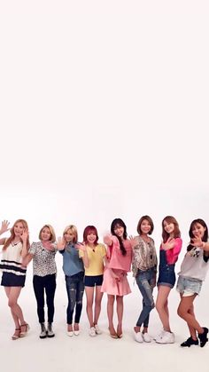 Girls Generation 2015 IPhone Wallpaper