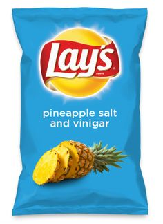 Wouldn't pineapple salt and vinigar be yummy as a chip? Lay's Do Us A Flavor is back, and the search is on for the yummiest flavor idea. Create a flavor, choose a chip and you could win $1 million! https://www.dousaflavor.com See Rules.