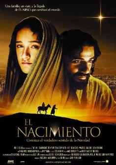El cine fue el hogar de muchas películas con temas cristianos , no sólo de Jesús sino también de Santos . Esta película llamada el nacimiento cuenta la historia de la concepción de Jesús .