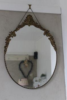 Brocante Wonen - d'Oude Serre - brocante spiegel