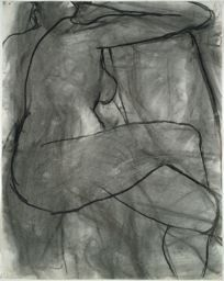 Richard Diebenkorn drawing