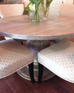 round blanca table | rounding, room and kitchens