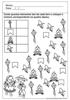 Preschool Worksheets, Preschool Learning, Kindergarten Activities, Craft Activities, English Phonics, 1st Grade Math, Classroom, Education, Junho