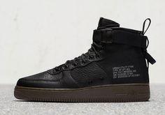 Nike SF-AF1 Mid Black Brown Nike Sf Af1 2af34fa37