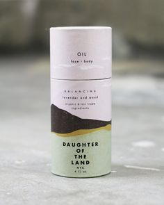 Daughter of the Land Packaging Packaging Box Design, Candle Packaging, Coffee Packaging, Pretty Packaging, Beauty Packaging, Brand Packaging, Label Design, Gift Packaging, Package Design