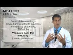 ▶ Vitamin D Helpful in MS, Autoimmune Disease and Chronic Inflammation - YouTube