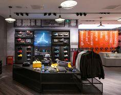 Nike Kicks Lounge - Shanghai | China | Freshness