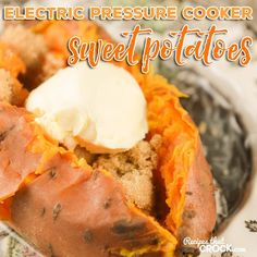 Are you looking for Instant Pot Recipes or great dishes for your electric pressure cooker? If you are wondering how to cook sweet potatoes in an electric pressure cooker, this is the recipe for you! Note: We use referral links to products we love. MY LATEST RECIPES Cris here. As promised, we are slowly adding...Read More »