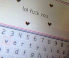fuck you shared by morbidly amazing ✌️ on We Heart It Aesthetic Grunge, Quote Aesthetic, Aesthetic Photo, Pink Aesthetic, Aesthetic Pictures, Aesthetic Anime, Le Roi Lion Film, Paradis Sombre, Up Book