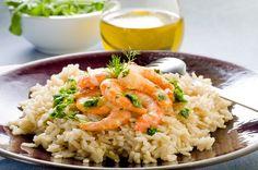Receita ensina a preparar saboroso e benéfico camarão no chá verde - http://comosefaz.eu/receita-ensina-a-preparar-saboroso-e-benefico-camarao-no-cha-verde/