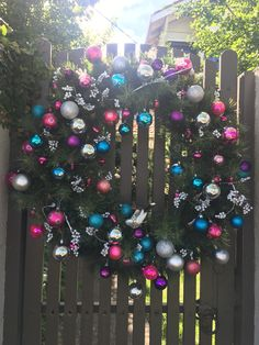 Brighton Melbourne, Ornament Wreath, Ornaments, Christmas Wreaths, Holiday Decor, Home Decor, Decoration Home, Room Decor, Christmas Decorations